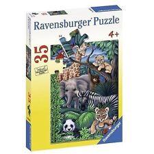 Ravensburger Animal Kingdom 35pc Puzzle 08601