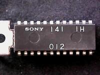 CX141 - Sony Integrated Circuit (DIP24 + Heatsink)