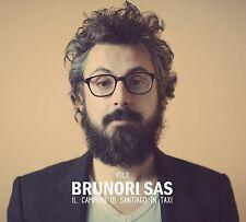 BRUNORI SAS VOL.3 IL CAMMINO DI SANTIAGO IN TAXI VINILE LP NUOVO E SIGILLATO !