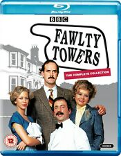 Fawlty Towers: The Complete Collection (Box Set) [Blu-ray]