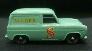 Matchbox 1-75 series - 59A Ford Thames Van SINGER - Our own restoration (MB256)