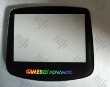 Real Glass Holographic Screen Lens for Nintendo Game Boy Advance W/ Adhesive