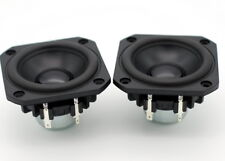 2 pcs)peerless   3inch P830986aluminun cone fullrange speaker free ship