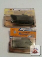 ROCO MINITANKS HO MODEL MINIATURES Lot of 2 Z-244 &  Z-133............(C19B1)