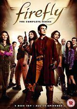 Firefly - la Serie Completa Nuovo DVD Region 2