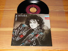 ALISHA - BABY TALK / GERMANY VINYL 7'' SINGLE 1986 MINT-