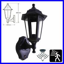 Traditional E27 LED Lantern IP44 PIR Photocell Dusk Dawn Sensor Outdoor Light