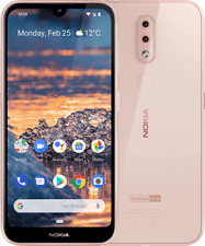 "NOKIA 4.2 5.7"" 32GB+3GB RAM ITALIA Dual SIM Smartphone Android 4G LTE Pink Sand"