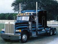 Italeri Peterbilt 378 Long Hauler 1:24 scale model truck kit new 3857