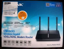 TP-Link Archer VR600 AC1600 Wireless Gigabit VDSL/ADSL Modem Router