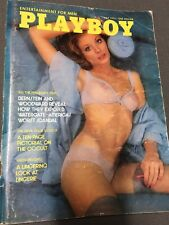 Playboy magazine May 1974