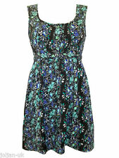 Debenhams Viscose Sleeveless Floral Dresses for Women