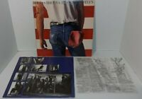 Bruce Springsteen Born In The USA Vinyl LP Record Album 1984 Columbia U.S.A.