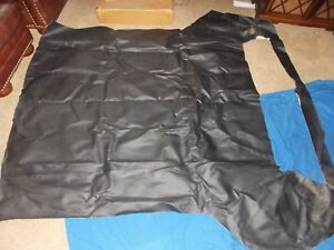 67 NOS Ford Galaxie Convertible Top Black 390 428 7 Litre