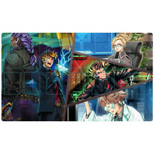 FREE SHIPPING Custom Yugioh Playmat Spyral Play mat Super Agent Teamsamurai