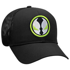 Spawn Supernatural Superhero Patch Black Mesh Back Snapback Cap Hat - SPA03 8ec277fa0293