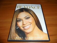 Beyonce: Baby and Beyond (DVD, Widescreen 2013) Unauthorized Biography Used