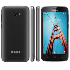 GSM Unlocked - Metro PCS Coolpad Defiant 3632A Android 4G LTE Smartphone - Black