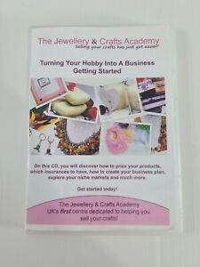 Turn Your Hobby Into a Business Getting Started CD Course and Workbook