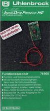 **Uhlenbrock 76900 IntelliDrive Funktions-Decoder mit neuen Schalteffekten**