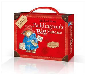 Paddington's Big Suitcase by Michael Bond (Paperback, 2015)