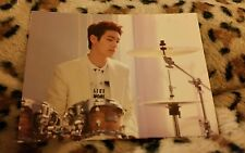 Cnblue minhyuk cant stop official photocard Kpop k-pop