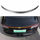 Fit Tesla Model 3 Spoiler Wing Rear Wing Trunk Tail Accessories (Matte Black)