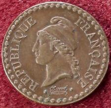 Francia 1 céntimo 1849 A (C2210)