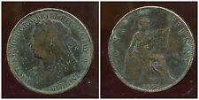 ROYAUME UNI  one penny 1895