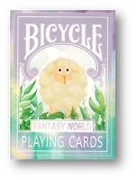 Bicycle Fantasía Mundo Jugando a las Cartas By Tcc Juego de Cartas