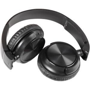 Vivanco Moove Wireless Headphones Black