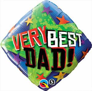 18'' Very Vest Dad! Foil Balloon