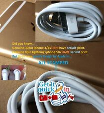 TOP Strong Cable Cord HQ For iphone 4 4s 3 3gs USB iphone4 ipod 30 pin port ios