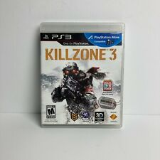 Killzone 3 PlayStation 3 PS3 Complete