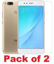2x (2 Pack) Premium Tempered Glass Screen Protector For Xiaomi Mi A1 / Mi 5x