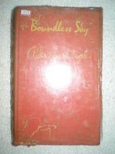 BOUNDLESS SKY - rabindranath tagore RARE BOOK INDIA 1964