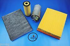 Pacchetto Ispezione Filtri Filtro Set VW Passat tipo 3b 3bg 1,9 & 2,0 TDI DIESEL