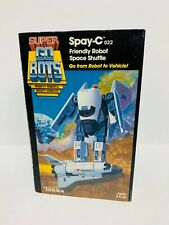 Tonka Super GoBots Spay-C Friendly Robot Space Shuttle