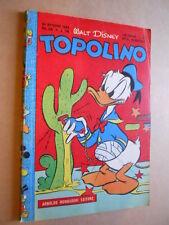 Topolino Libretto n°125 anno 1955 con BOLLINO [G350] - BUONO -