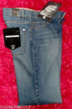 Cotton Wide Leg Classic Rise Regular Size Jeans for Women
