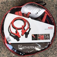 AEG SP16 Starthilfekabel 16 mm²  NEU & OVP