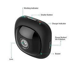 Matego Hidden Camera 1080P Pocket Wireless WiFi Spy Camera with Several Kinds...