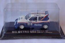 MG METRO 6R4 McRae / Grindrod 1986 RAC RALLY 1/43 Neuf en boite  L14