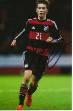Yari Otto dfb equipo nacional fútbol foto original firmado 355794
