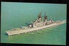 U.S. Naval Ship, USS Leahy (DLG-16)(not mailed(SH2 #40*