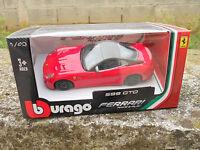 BURAGO FERRARI 599 GTO 1:43