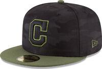 New Era Cleveland Indians MEMORIALE GIORNO CAPPELLO SU MISURA 5950 LIMITATA 95bf60e1d163