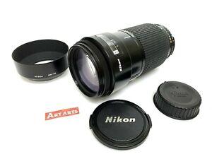 【N MINT w/ HOOD】 Nikon AF Nikkor 70-210mm f/4 4.0 Telephoto Zoom Lens from JAPAN