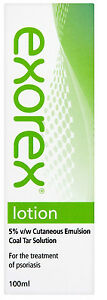 Exorex Lotion - For the Treatment of Psoriasis 100ml
