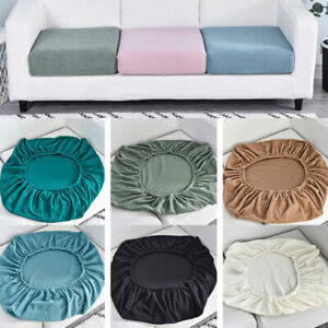 New Classic Sofa Seat Cushion Cover Couch Slip Covers Fabric Stretchy Protector